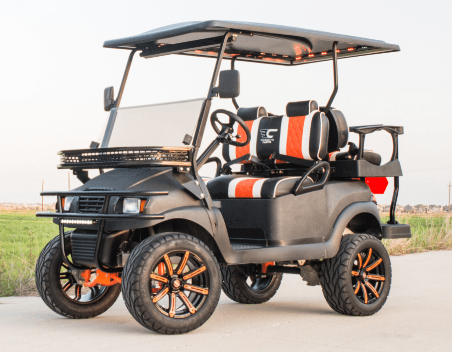 Kevlar The Phan Golf Cart