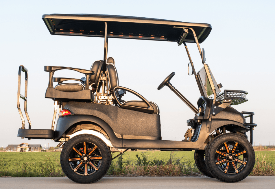Kevlar The Phan Golf Cart full