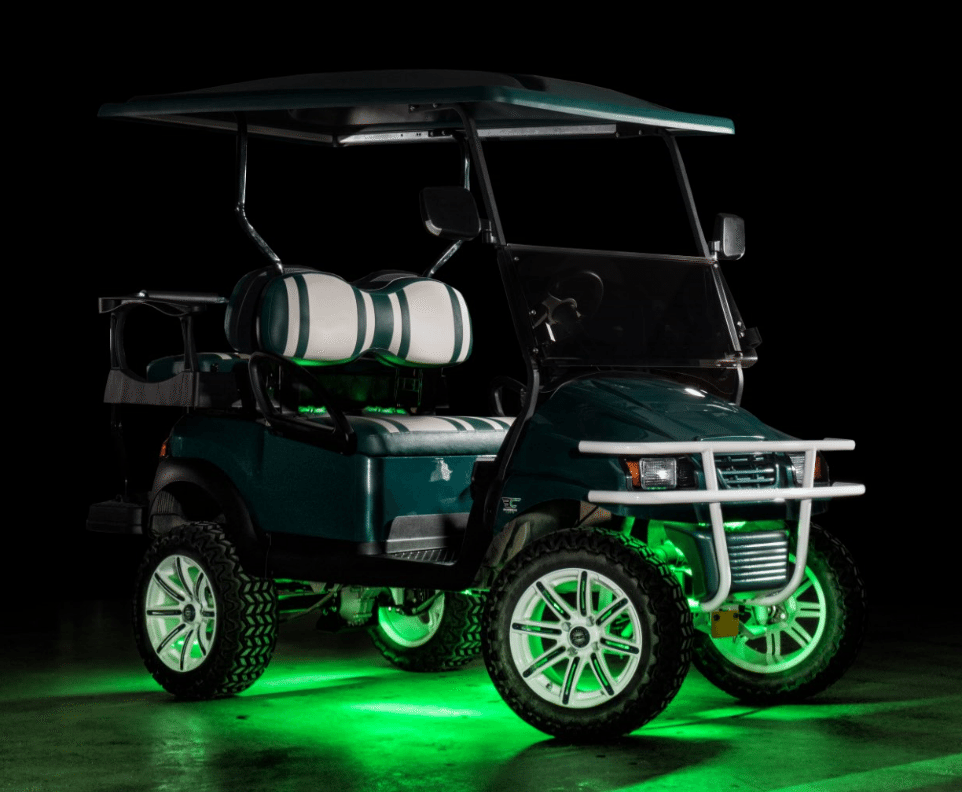 Prosper Eagles 2 Golf Cart