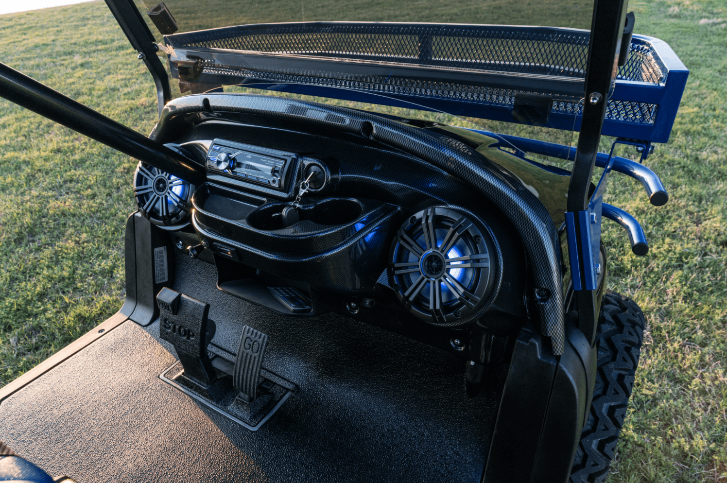 Black and Blue – Lighted Edition full
