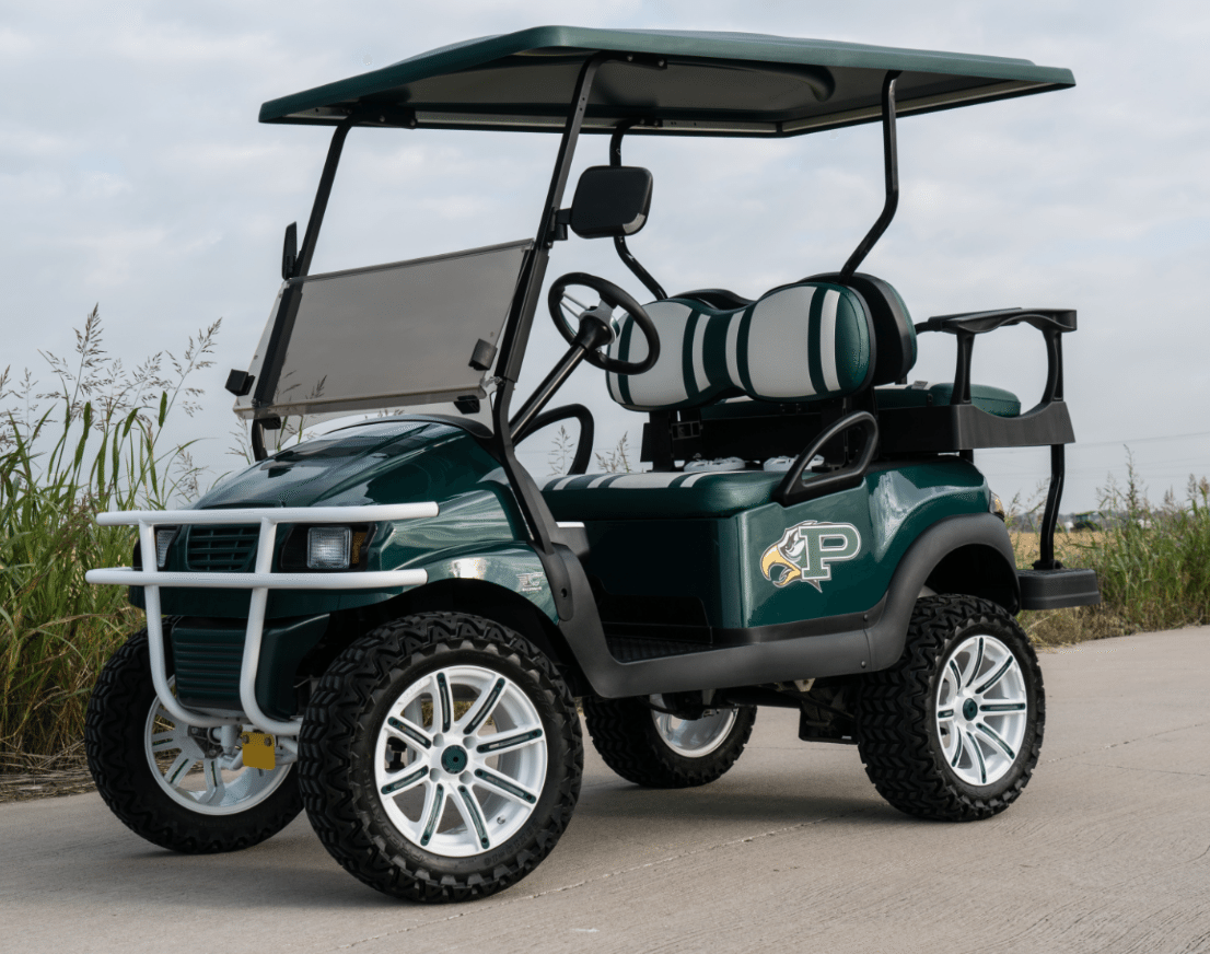 Prosper Eagles Golf Cart