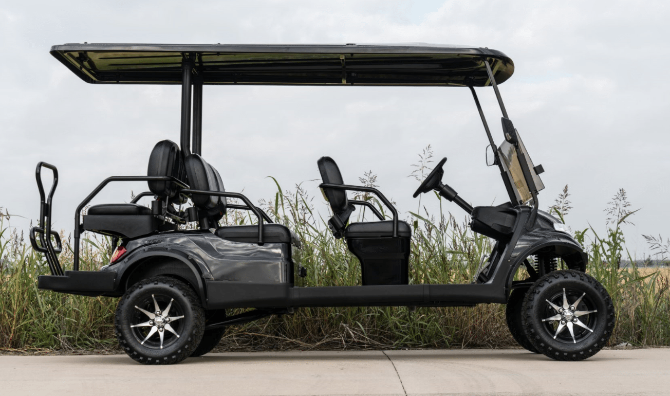 New Advanced EV Golf Carts