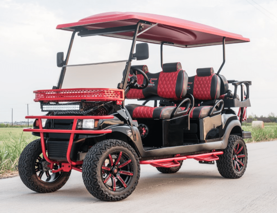 Red Raider Six Seater